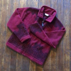 Jackets & Blazers - Polyester Zip Up